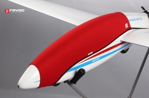 Canopy covers for RC gliders